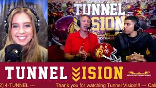 Tunnel Vision - Reaction following USC's loss to BYU in overtime