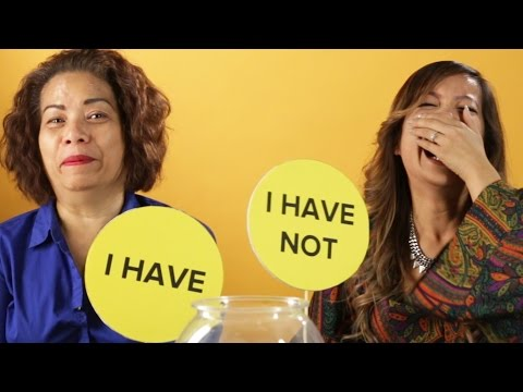 "People Play ""Never Have I Ever"" With Their Parents"