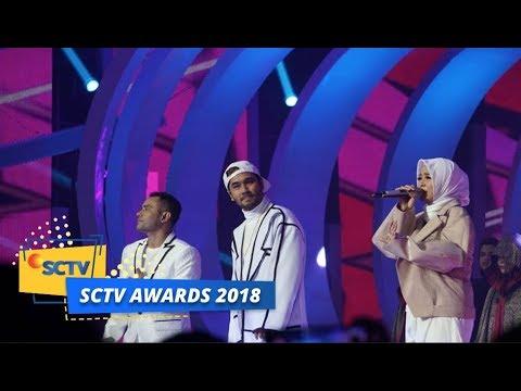 SUPER KEREEENN! Judika, JFlow Dan Tantri Nyanyikan Soundtrack Sinetron SCTV | SCTV Awards 2018