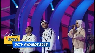 Download lagu SUPER KEREEENN! Judika, JFlow dan Tantri Nyanyikan Soundtrack Sinetron SCTV | SCTV Awards 2018