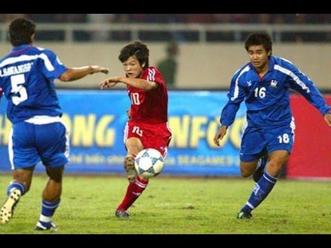Văn Quyến goal (vs U23 Thái Lan) - 30/11/2003
