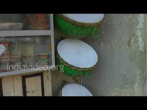 Drum Making, Porbandar