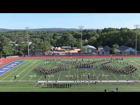 Pitt Band at the 2016 Allentown Collegiate Marching Band Festival 09/25/2016