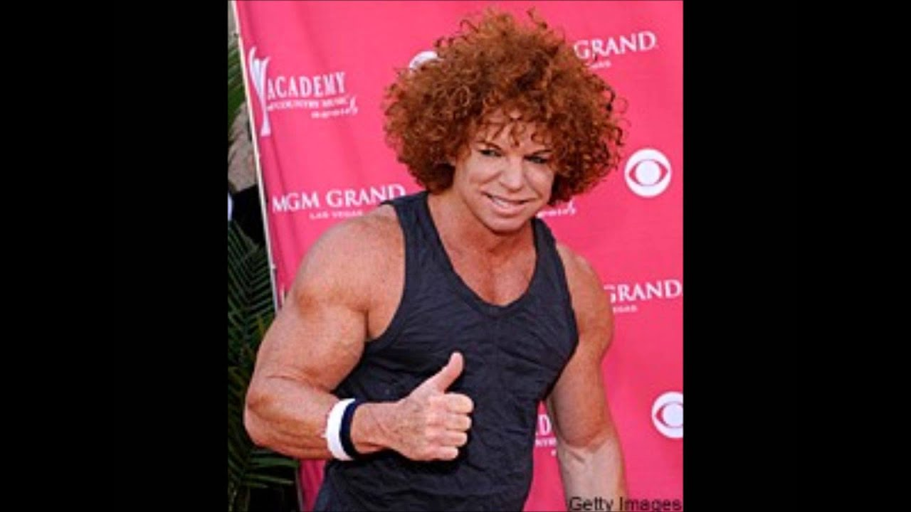 Carrot Top Turns 48 Today Youtube