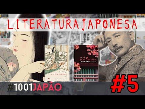 Literatura Japonesa: Livro de Travesseiro e Coração - #5 1001 JAPÃO
