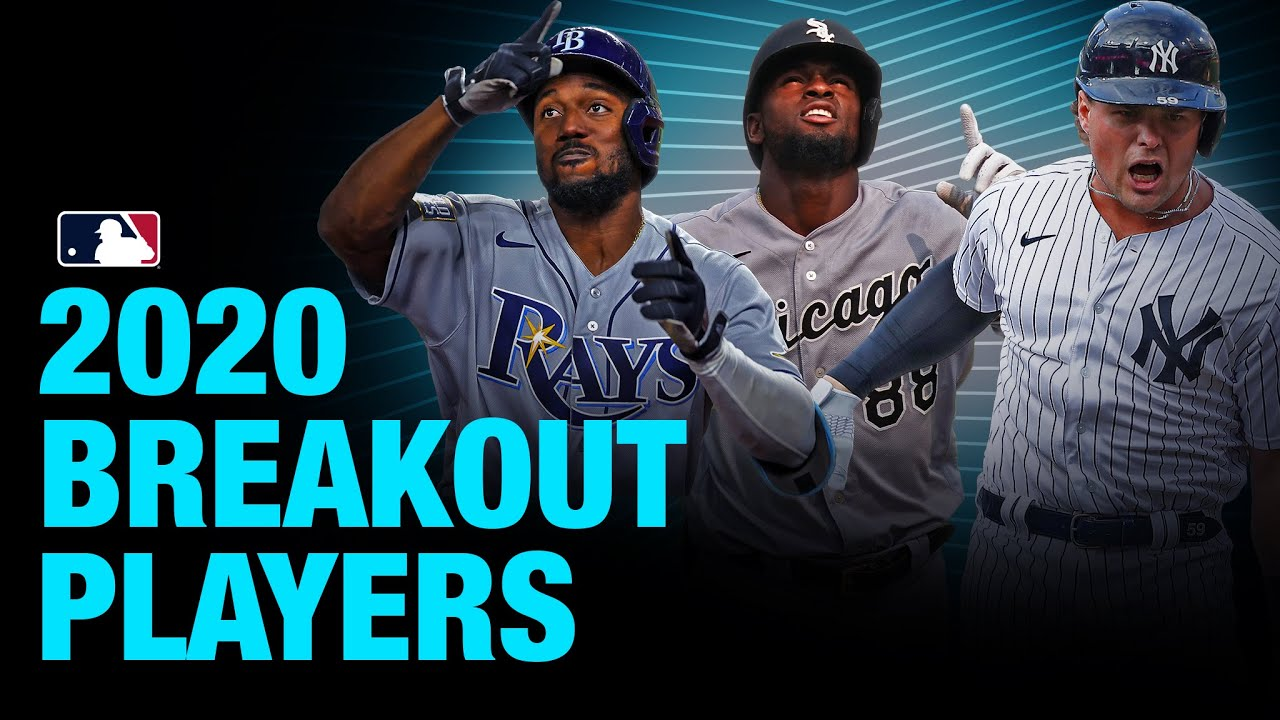The Breakout Players of 2020 (Top 25 MLB Players that broke out this season!)