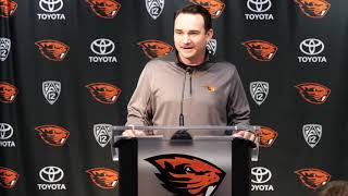 Signing Day 2019: Coach Smith Press Conference - Dec. 19, 2018