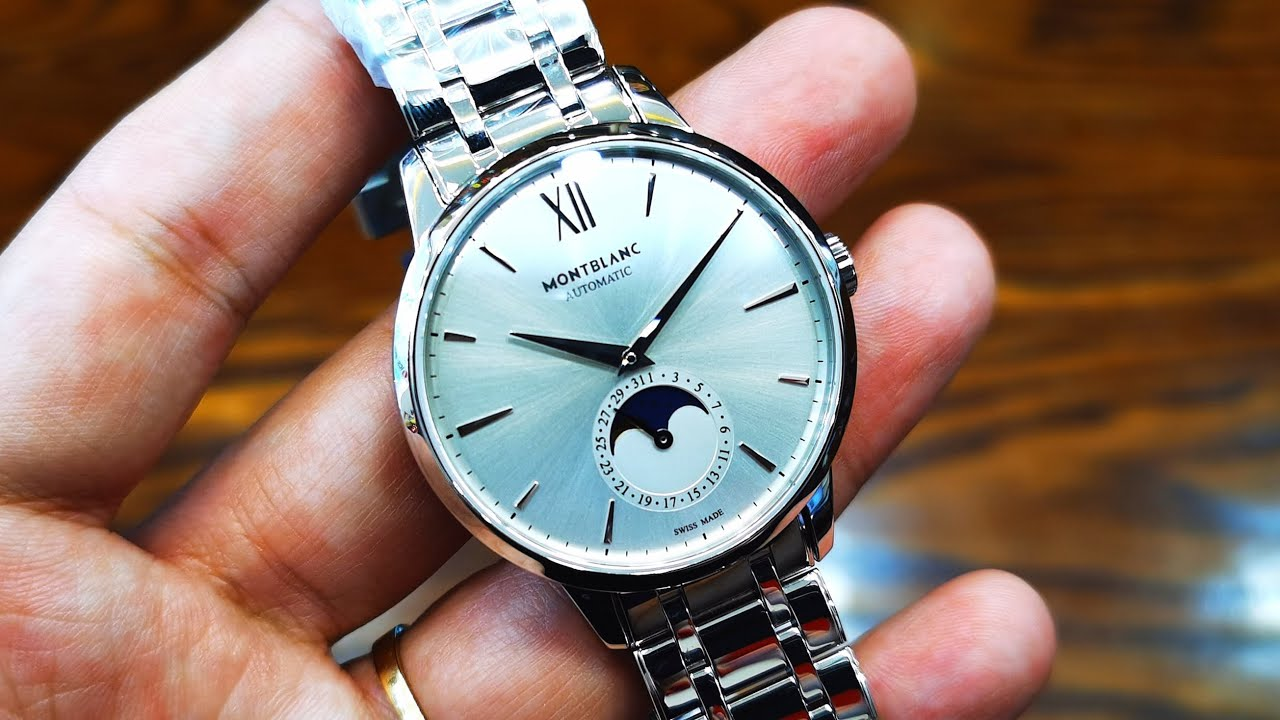 [Review Đồng Hồ] Montblanc Heritage Spirit Moonphase 111184 | ICS Authentic