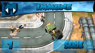 IMMUNE #1 COOP - FANTÁSTICAS PRIMEIRAS IMPRESSÕES! / Gameplay 1080p 60fps PT-BR
