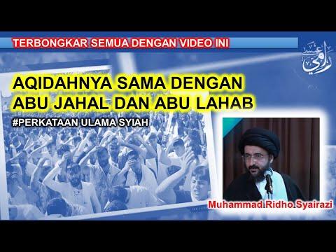 Syiah Berkata: Aqidah Orang Ini Sama Dengan Aqidahnya Abu Jahal