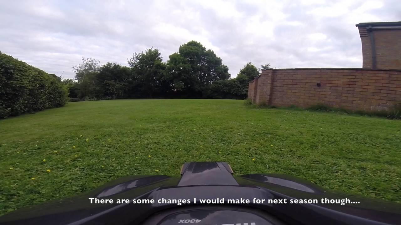 Robotic lawn mower | The Farming Forum
