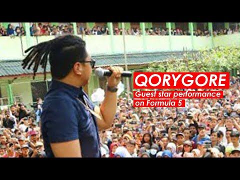 "Qorygore Guest Star Performance On Pensi SMAN 3 Tambun Selatan ""formula 5"""