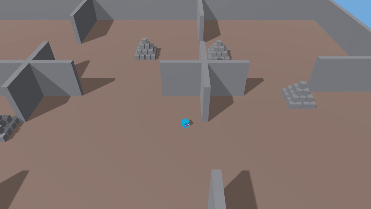 Unity ML-Agents Toolkit v0 4 and Udacity Deep Reinforcement
