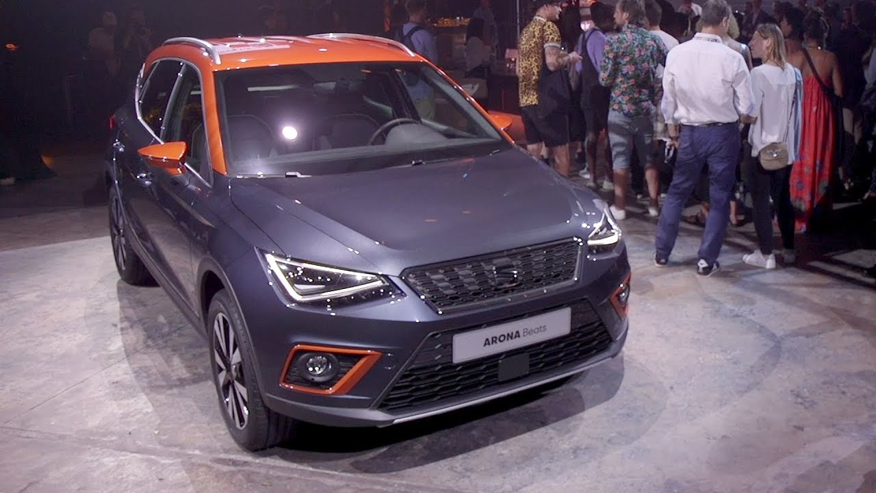 seat ibiza beats and seat arona beats unveiled at. Black Bedroom Furniture Sets. Home Design Ideas