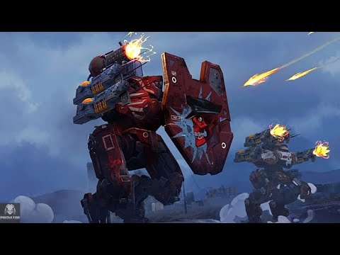 MRK II GALAHAD Battling In Champion League Beacon Rush | War Robots
