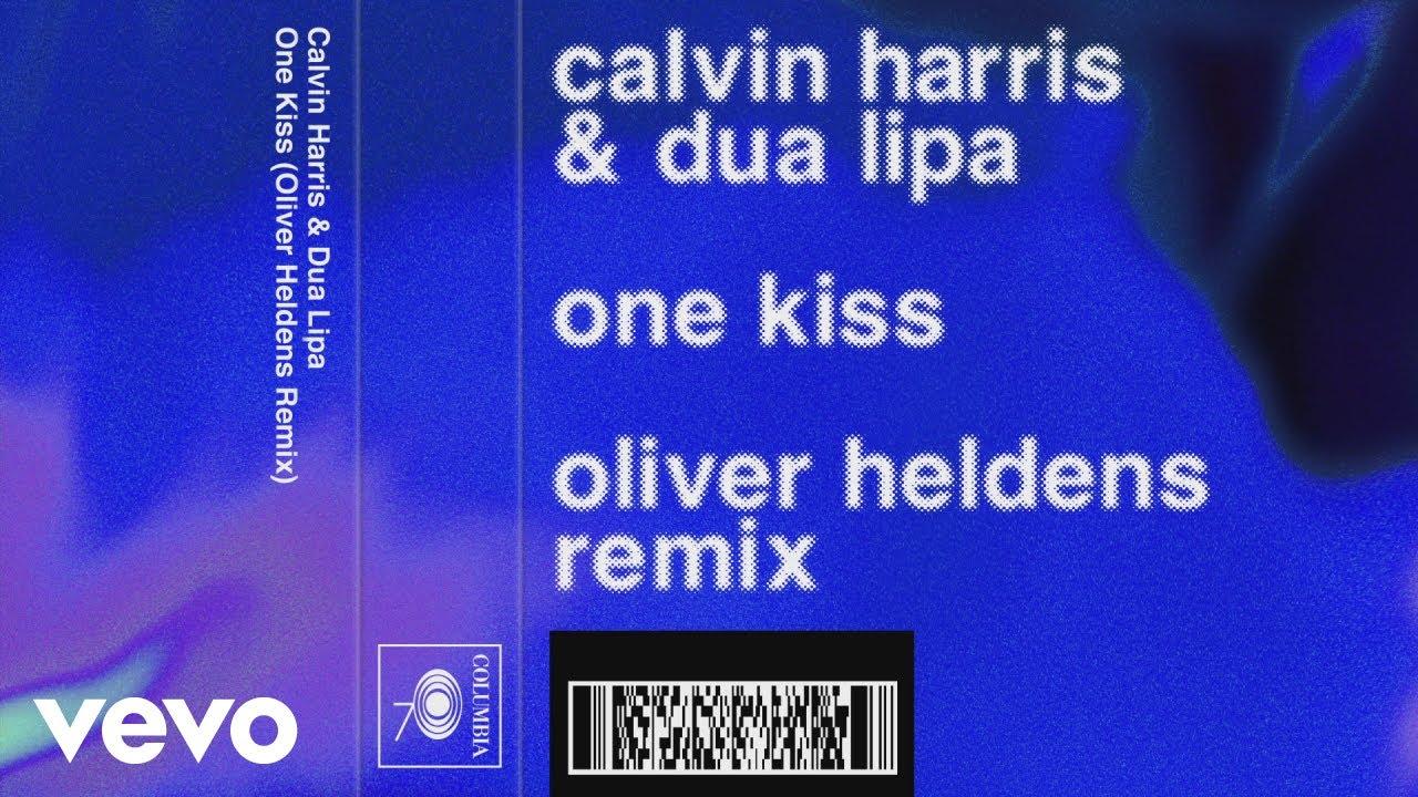 Calvin Harris Dua Lipa One Kiss Oliver Heldens Remix Audio