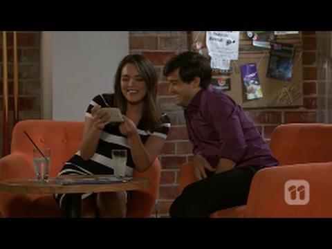 David, Paige, Jack, Aaron scene 2 ep 7535