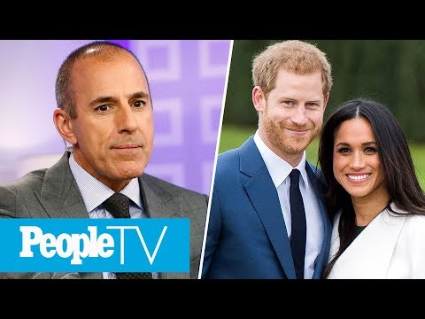 Matt Lauer Fired After Alleged Sexual Misconduct, Prince Harry & Meghan Markle Set A Date | PeopleTV