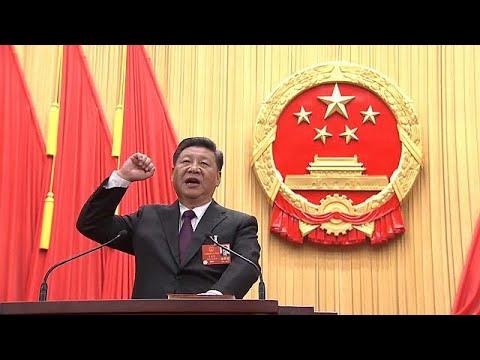Xi Jinping reconduzido na presidência da China