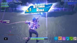 REAL VITTORY INASPETTATA WITH ASSONIO Fortnite Battle Royale