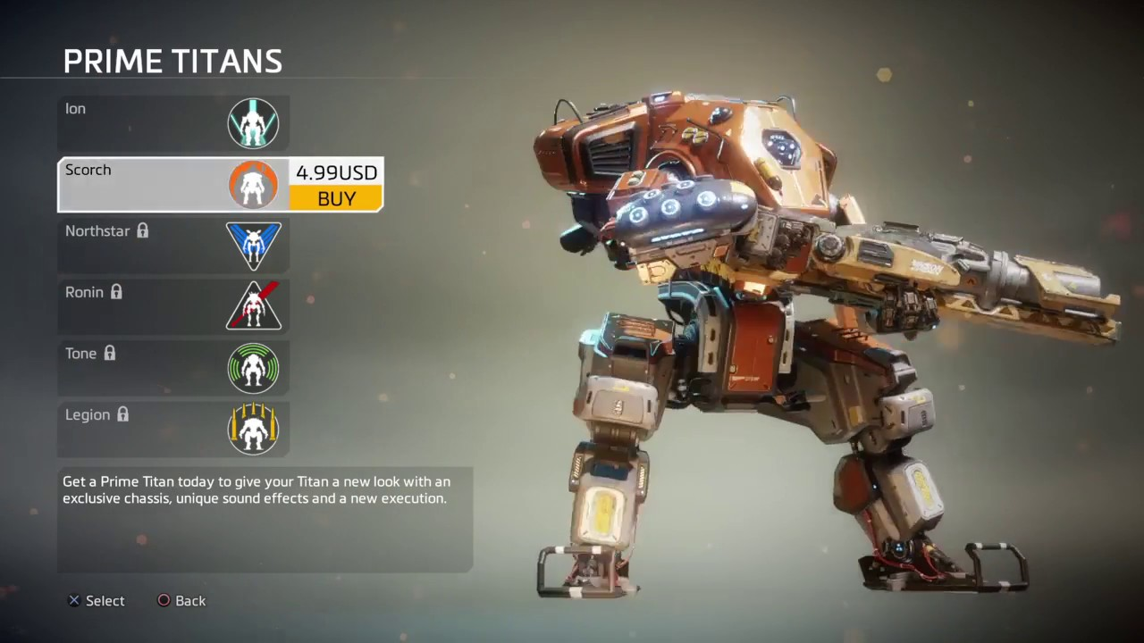 prime titans are here titanfall 2 dlc 1 content youtube