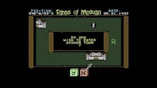Rings of Medusa C64