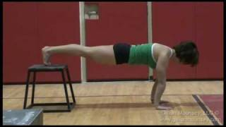 Gillian Mounsey Teaches Handstand Progressions