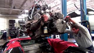 2002 Lamborghini Murcielago Clutch Replacement Timelapse | Morrie's Luxury Auto