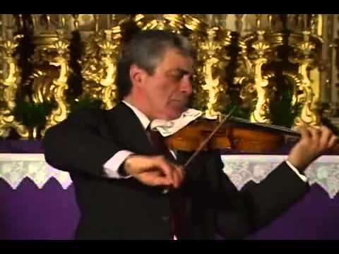 Bach Violin Sonata BWV 1001 G minor 1 Adagio Haroutune Bedelian   YouTube