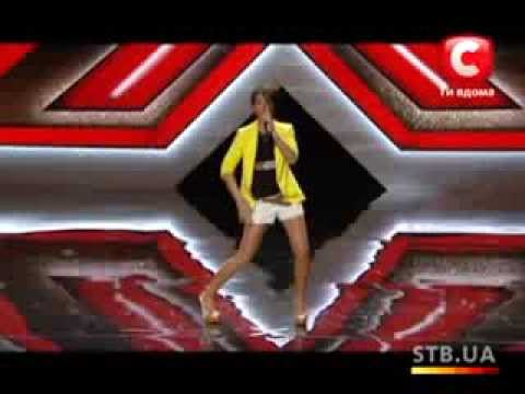 The X-factor Ukraine Season 3. Casting in Odessa. part 1