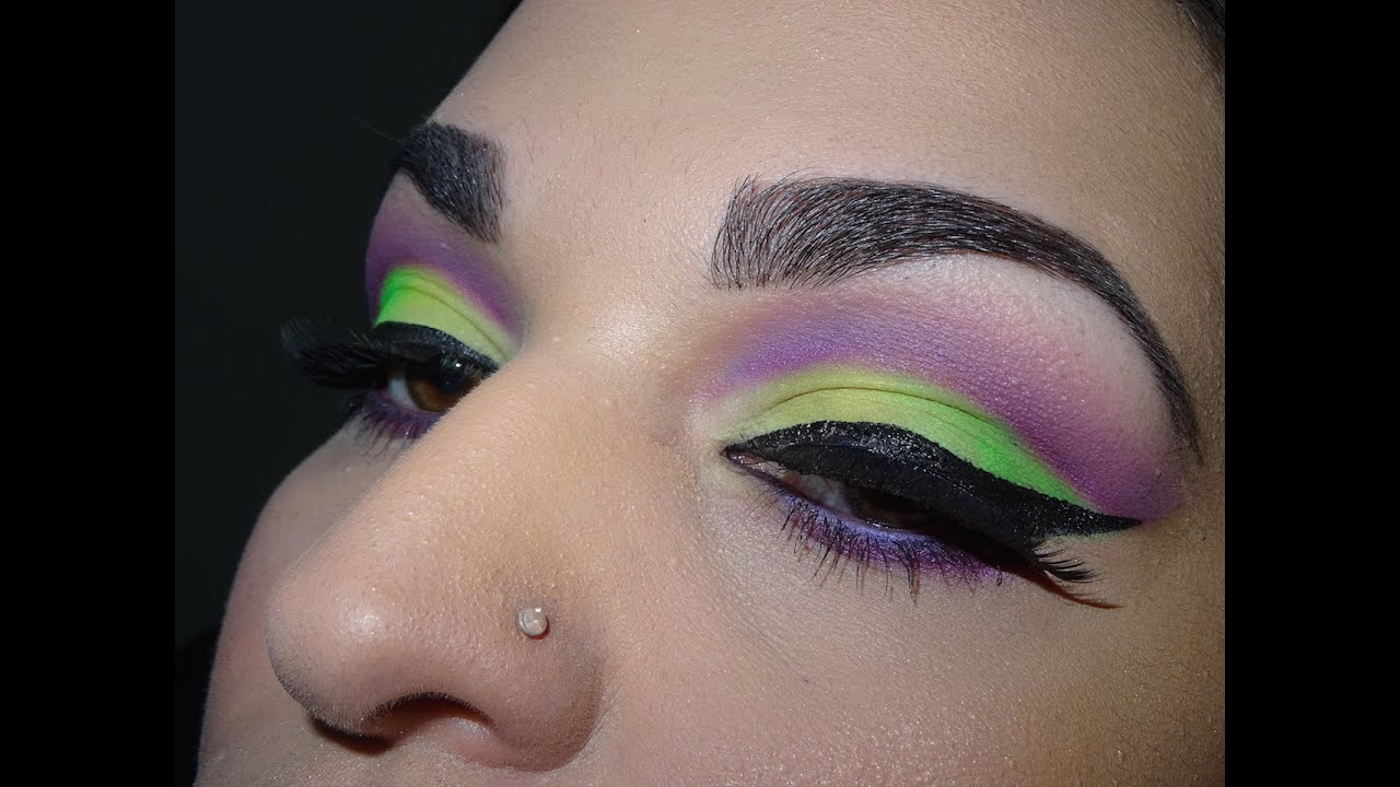 TMNT (Teenage Mutant Ninja Turtles!) Makeup Edition - YouTube