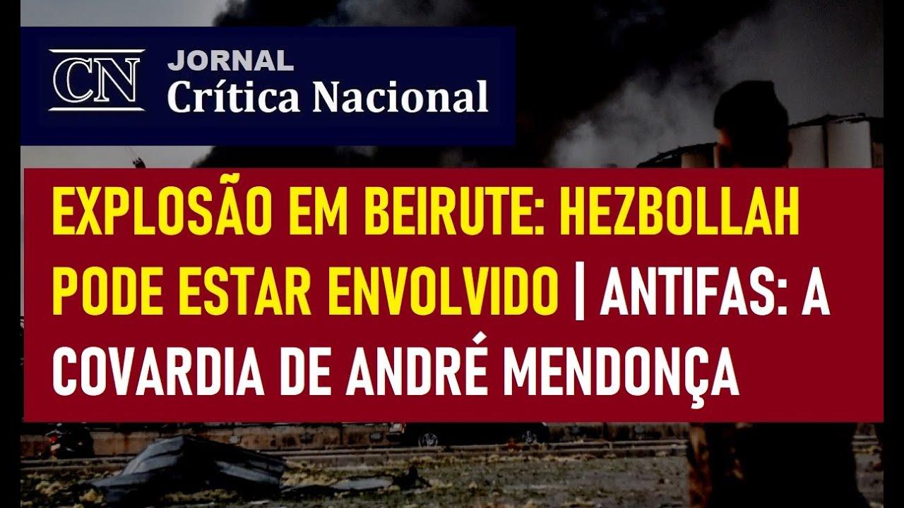 JORNAL CRÍTICA NACIONAL 04 AGO 2020