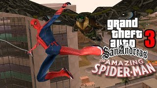 GTA San Andreas | The Amazing Spider-Man - Capitulo 3