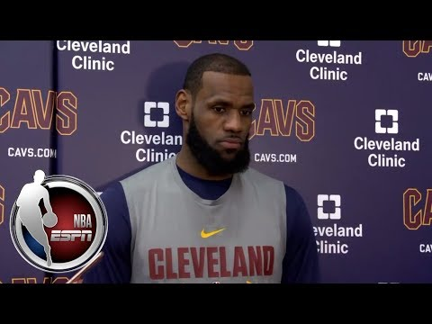 LeBron James justifies Cavaliers' struggling: 'We're in a rough patch' | NBA on ESPN