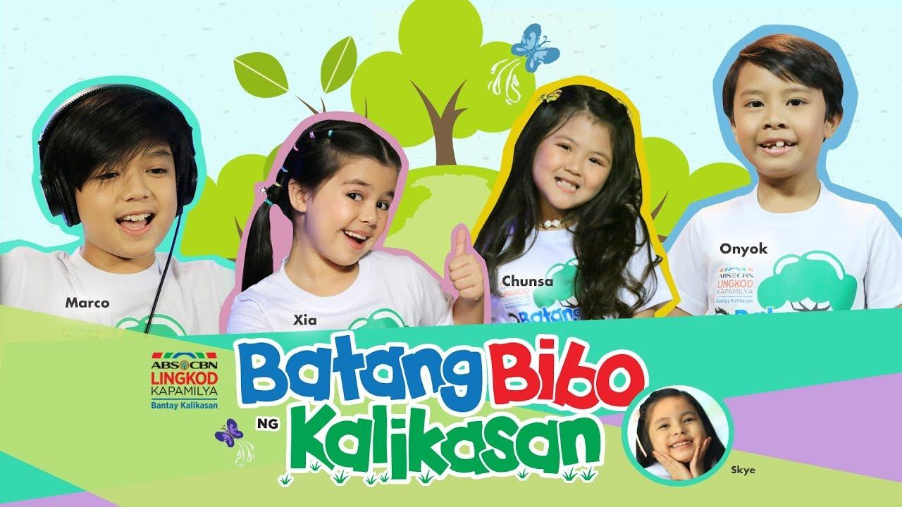 Bantay Kalikasan says no to plastic, launches Batang Bibo Ng