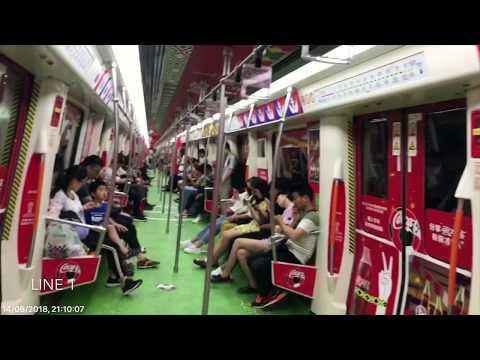 Zhengzhou Metro, Driving Trip In China