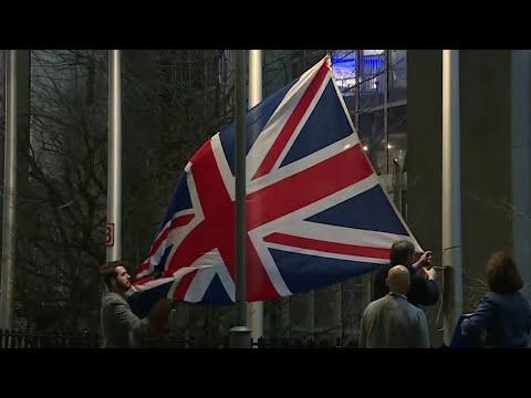Великобритания спустя три с половиной года после референдума все-таки покинула Евросоюз.
