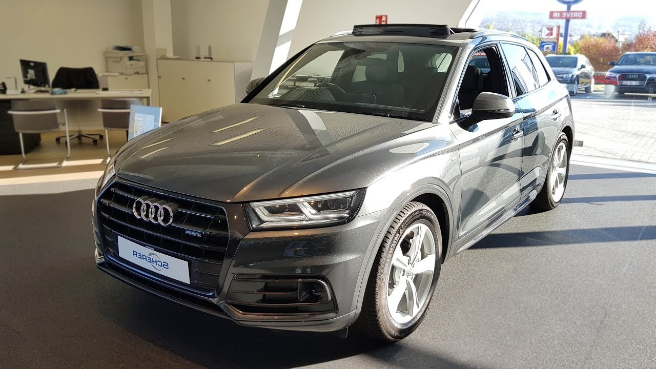 2018 audi q5 sport 2 0 tdi quattro s line sportpaket youtube. Black Bedroom Furniture Sets. Home Design Ideas