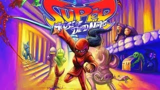 CGR Undertow - SUPER HOUSE OF DEAD NINJAS review for PC