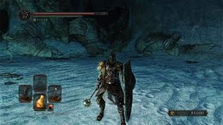 DARK SOULS II: IRON KING DLC - FUME KNIGHT BOSS
