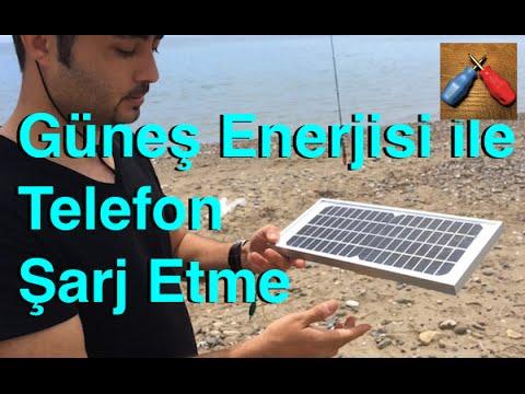 79.video - Güneş Enerjisi Ile Telefon Şarj Etme , Güneş Enerjili Telefon Şarj Aleti