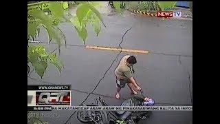 QRT: Negosyante, arestado matapos barilin ang dalawang sakay ng motorsiklo