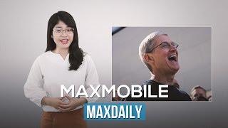 MaxDaily 3/5: Bạn không thể sống thiếu iPhone 7; HTC sẽ sớm tung ra Smartwatch