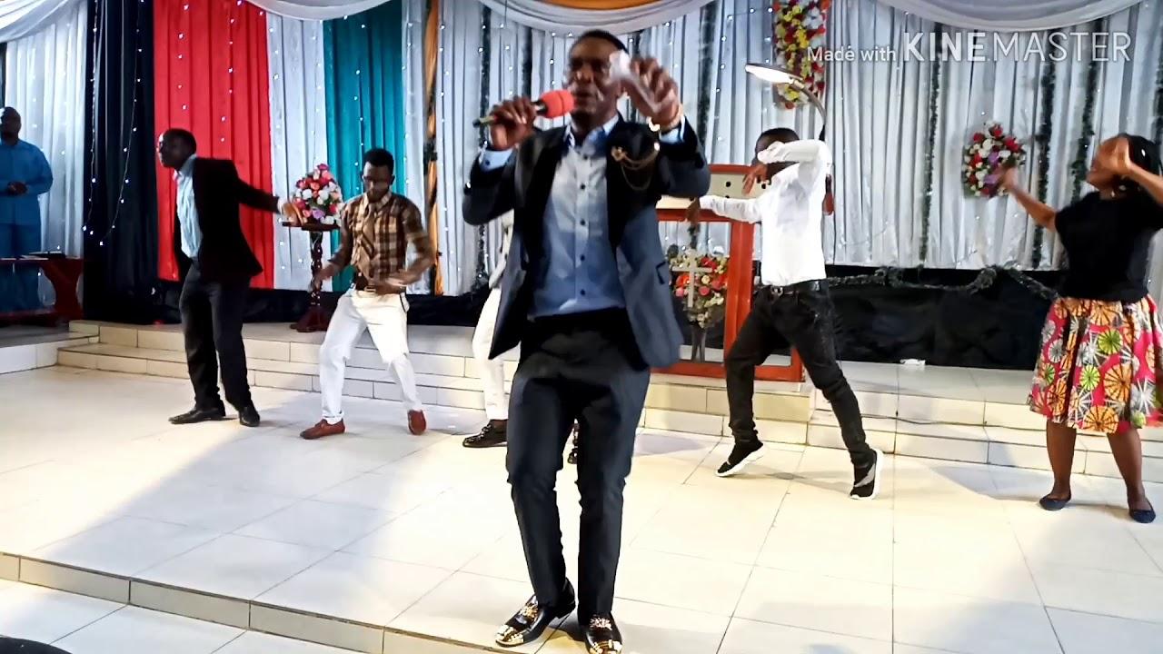 Download MASANJA MKANDAMIZAJI: moyo wangu tulia kwa Yesu...
