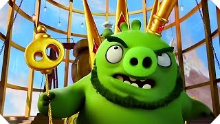 THE ANGRY BIRDS Characters MOVIE Trailer (2016)