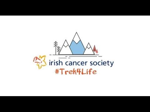 Irish Cancer Society - Trek4Life