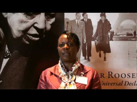 Courage to Lead: Dora Byamukama - A Voice from Uganda