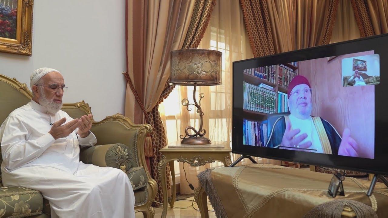 دعاء لإخواننا في الأقصى | د. راتب النابلسي ود. عمر عبد الكافي