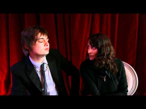 Rencontre avec le couple improbable Pete Doherty-Sylvie Verheyde