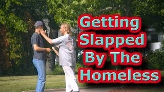 Paying a Homeless Guy to Slap Me in the Face